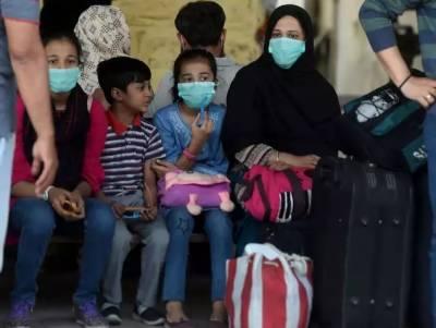 کرونا وائرس: گزشتہ چوبیس گھنٹوں میں 32 افراد جاں بحق, متاثرہ افراد کی تعداد 54 ہزار601 ہو گئی۔