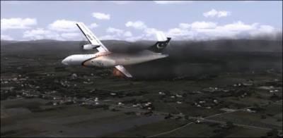 طیارہ حادثہ؛ ایئربس انتظامیہ کا تحقیقات میں تکنیکی معاونت فراہم کرنے کا اعلان