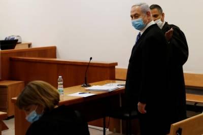 بدعنوانی، خیانت، دھوکہ دہی اور رشوت ستانی کے الزامات، اسرائیلی وزیر اعظم عدالت میں پیش