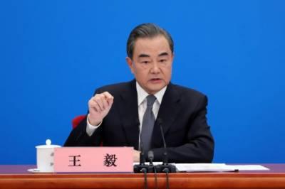 چین اور امریکا سرد جنگ کے نزدیک آ رہے ہیں۔ چینی وزیر خارجہ