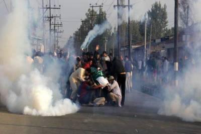مقبوضہ کشمیر: بھارتی مظالم جاری،قابض فوج نے دو کشمیری نوجوانوں کو شہید کر دیا۔