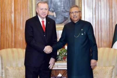 اسلام آباد:ترکی کے صدر کی پاکستانی قیادت اور عوام کو عید کی مبارکباد