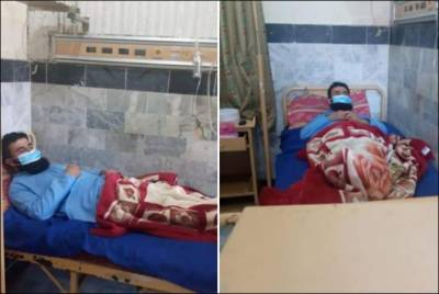 سو سے زائد مریضوں کو اسپتال پہنچانے والا ریسکیو اہل کار کرونا سے متاثر