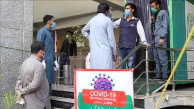 کورونا وائرس:پاکستان میں گزشتہ چوبیس گھنٹوں کے دوران 28 افراد جاں بحق ،تعداد 59 ہزار سے تجاوز کرگئی۔