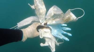 کورونا کے باعث سمندری آلودگی بڑھنے کا خدشہ