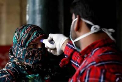 کورونا وائرس کے فیصل آبادمیں 98 کنفرم مریض ہسپتالوں میں زیر علاج