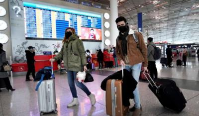 کورونا کے باعث ائیرپورٹس پر مسافروں کی آمد میں 90 فیصد کمی آئی: رپورٹ