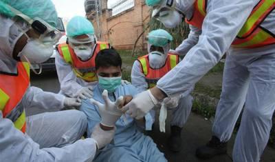 ملک میں کورونا وائرس کے مصدقہ مریضوں کی تعداد 61ہزار 227ہوگئی