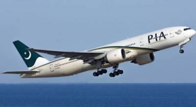 ابوظہبی سے پی آئی اے کی پرواز 146 مسافروں کو لے کر ملتان پہنچ گئی