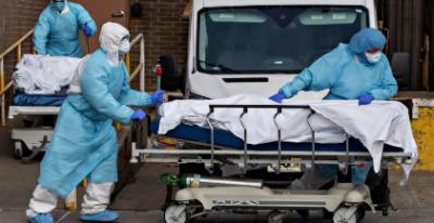 دنیا بھر میں کورونا وائرس سے متاثرہ افراد کی تعداد 59لاکھ سے تجاوز کر گئی