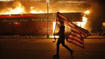 منی سوٹامیں سیاہ فام شخص کی ہلاکت، پورے امریکا میں مظاہرے پھوٹ پڑے