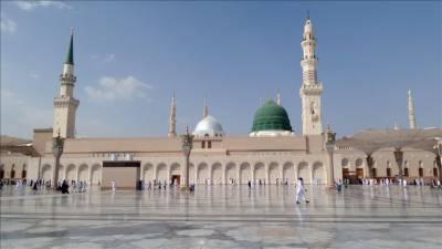 سعودی حکومت نے اتوار سےمسجد نبوی ۖ کھولنے کا اعلان کر دیا