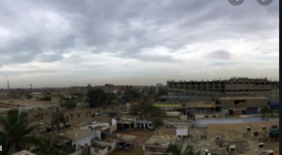 کراچی میں آج رات اورکل صبح بوندا باندی کا امکان