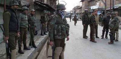 مقبوضہ کشمیرمیں بھارتی فوج کی دہشت گردی، دو نوجوان شہید