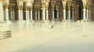 سعودی حکومت نے کل سے عوام کیلئے مسجد نبوی ﷺ بتدریج کھولنے کی منظوری دیدی