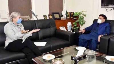 کینیڈا کا پاکستان ریلویز میں سرمایہ کاری میں اظہارِ دلچسپی