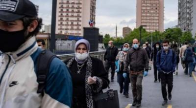 برطانیہ میں بازار اور کئی اسکول، ترکی میں کیفے کھل گئے