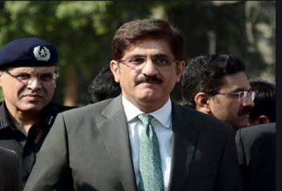 جعلی اکاؤنٹس کیس: وزیراعلی سندھ نیب راولپنڈی پہنچ گئے