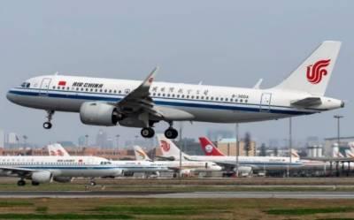 امریکا کاتاحکم ثانی چینی مسافر طیاروں کے داخلے پر پابندی کا اعلان