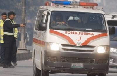 نوشہرو فیروز ،جامشورو، ٹریفک حادثات ، ماں بیٹی سمیت 3 افراد جاں بحق،30زخمی