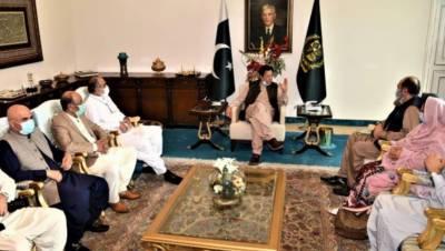 وزیراعظم کی بلوچستان کے تحفظات دور کرنے کی یقین دہانی