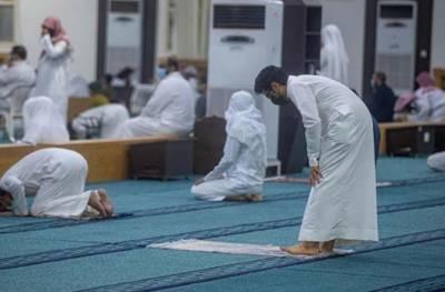 سعودی عرب میں اڑھائی ماہ بعد آج مساجد میں نماز جمعہ ادا کی جائے گی