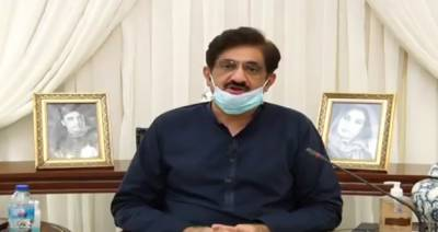 کراچی: 24 گھنٹوں کے دوران سندھ بھر میں 1353 نئے کرونا کیسز رپورٹ ہوئے، مراد علی شاہ