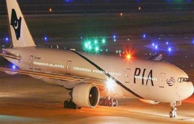 پی آئی اے کی خصوصی پروازاردن سے 119پاکستانیوں کو لیکر وطن پہنچ گئے
