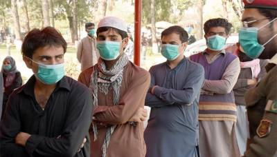 ملک بھر میں کورونا وائرس کے مریضوں کی تعداد 93 ہزار 983 تک جا پہنچی۔