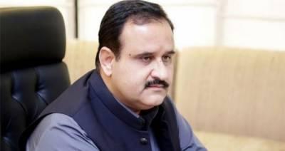وزیراعلیٰ پنجاب کی صوبے میں ماسک پہننے کی پابندی پر سختی سے عمل کی ہدایت