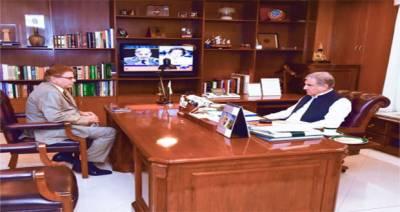 افغانستان میں دیرپا امن و استحکام پورے خطے کیلئے ناگزیر ہے، وزیر خارجہ