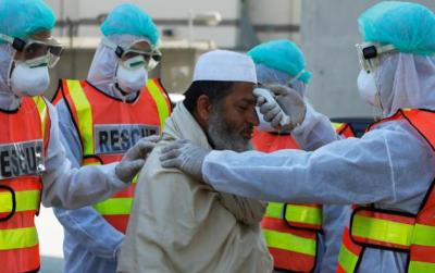 کورونا وائرس: پنجاب میں ریکارڈ 2164 کیسز، ملک میں متاثرین کی تعداد 96 ہزار ہوگئی