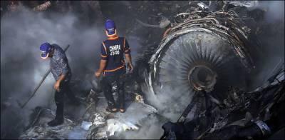 پی آئی اے طیارہ حادثہ، انجن اور لینڈنگ گیئر کے حوالے اہم پیشرفت