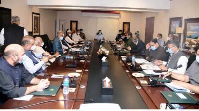 حکومت کا گندم کی بین الصوبائی نقل و حمل پرپابندی فوری طور پراٹھانےکا فیصلہ