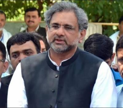 سابق وزیراعظم شاہد خاقان عباسی بھی کورونا کا شکار ہوگئے