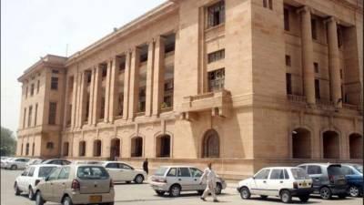 کورونا: سندھ ہائیکورٹ میں صرف وکلا کو داخلے کی اجازت