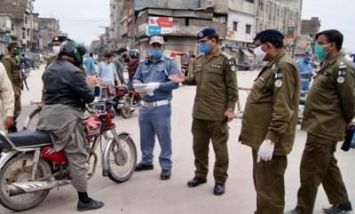 راولپنڈی پولیس کے مزید 4 افسران کورونا وائرس میں مبتلا،گھروں میں قرنطینہ