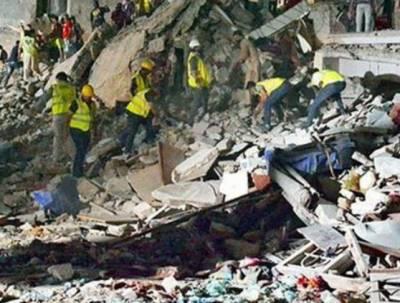 لیاری حادثہ: جاں بحق افراد کی تعداد 5 ہوگئی