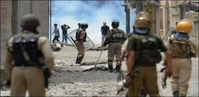 مقبوضہ کشمیر میں بھارتی فورسز کی فائرنگ، 4 کشمیری شہید