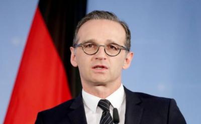 جرمنی سے امریکی افواج کے انخلا کا منصوبہ افسوس ناک ہے: جرمن وزیرخارجہ ہائیکو ماس