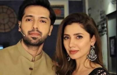 ماہرہ خان اورفہد مصطفی کی فلم قائداعظم زندہ باد کی پہلی جھلک جاری