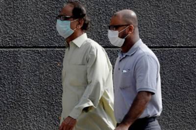 سرکاری دفاتر میں ماسک پہننے پر سختی سے عمل کی ہدایت