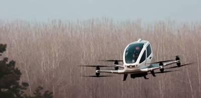 ٹریفک جام سے نجات، مسافروں کے لیے فضائی ٹیکسی کی سہولت