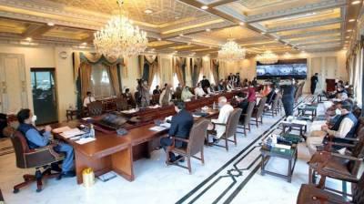 وفاقی کابینہ کا کورونا کی صورتحال کا جائزہ