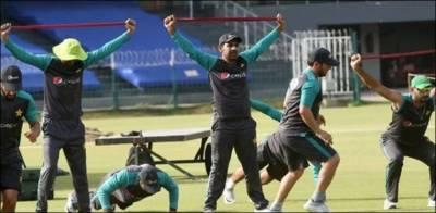 کرونا کی بگڑتی صورتحال، پاکستان کرکٹ ٹیم کا تربیتی کیمپ منسوخ