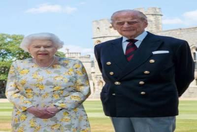 شہزادہ فلپ کی 99 ویں سالگرہ ، ملکہ الزبتھ کے ہمراہ نئی تصویرجاری