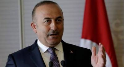 ترکی وزیر خارجہ نے ایرانی ہم منصب سے ملاقات کے بعد اپنے ٹویٹ میں ایران کے خلاف امریکہ کی یکطرفہ پابندیوں کا مقابلہ کرنے پر زور دیا۔
