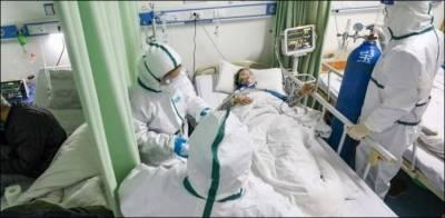 ملک بھر میں زیرعلاج و صحتیاب مریض، بیڈز اور ٹیسٹ کے اعداد شمار جاری