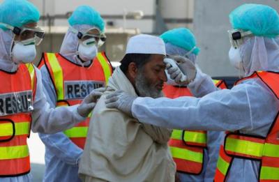 کورونا وبا: پنجاب میں ایک روز میں 68 اموات، ملک میں متاثرین ایک لاکھ 56 ہزار سے زائد