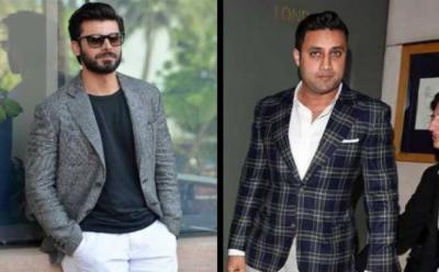 فواد خان اور زلفی بخاری جنوبی ایشیا میں بہترین لباس پہننے والے مردوں کی فہرست میں شامل
